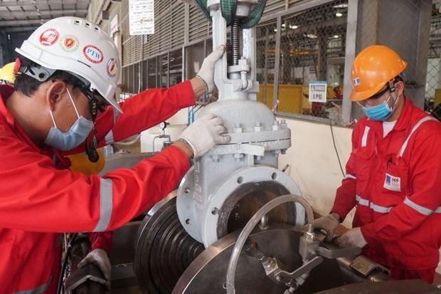 PetroVietnam garantiza sus operaciones en primeros dos meses del ano hinh anh 1