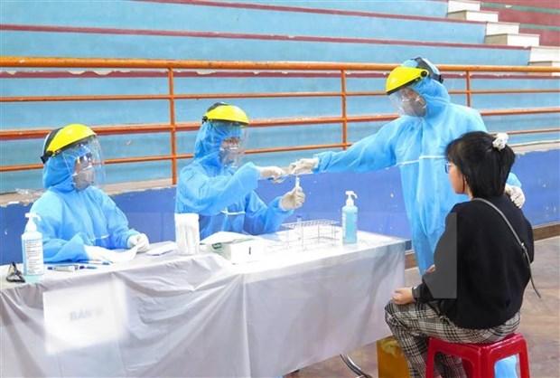 Vietnam registra tres nuevos casos del COVID-19 hinh anh 1