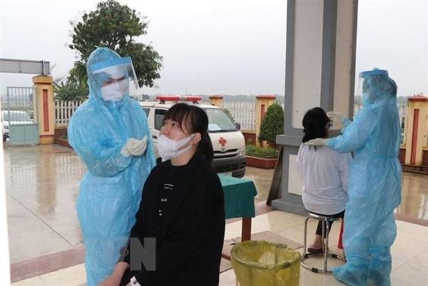 Amanece Vietnam sin nuevos contagios del COVID-19 hinh anh 1
