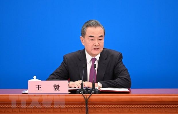 China dispuesta a promover la cooperacion con la ASEAN hinh anh 1
