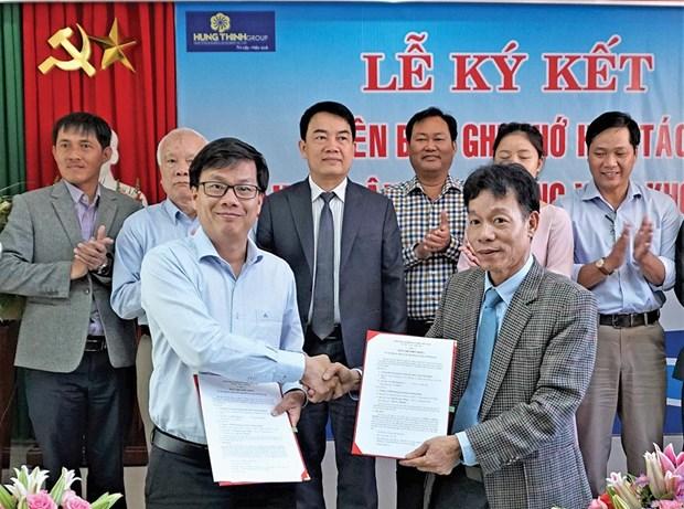 Construyen primer parque cientifico en Vietnam hinh anh 1