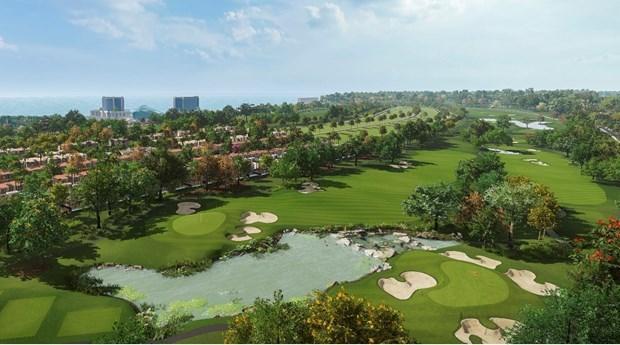 Convocan a votar por Vietnam como mejor destino de golf en Asia hinh anh 1