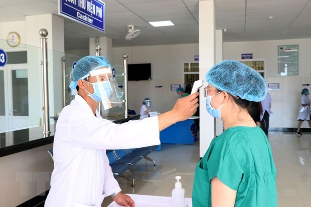 Vietnam registra dos casos nuevos de COVID-19 hinh anh 1