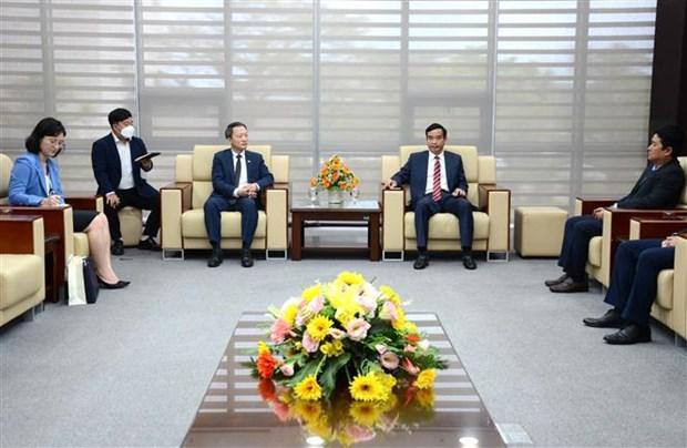 Vietnam y Corea del Sur fomentan cooperacion multifacetica bilateral hinh anh 1