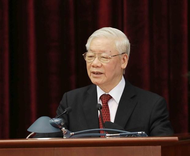 Pleno del Comite Central del PCV cumple intensa agenda con asuntos trascendentales hinh anh 1