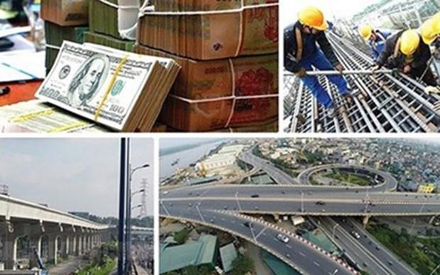 Aumenta desembolso de inversion publica de Vietnam en primer bimestre hinh anh 1