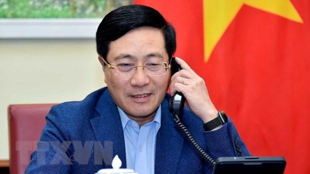 Promueven rol de la diplomacia en los nexos entre Vietnam y Nueva Zelanda hinh anh 1