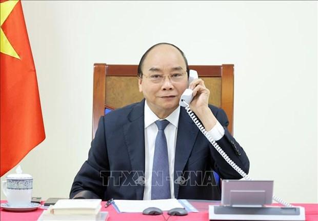 Vietnam y Singapur profundizan cooperacion multifacetica hinh anh 1