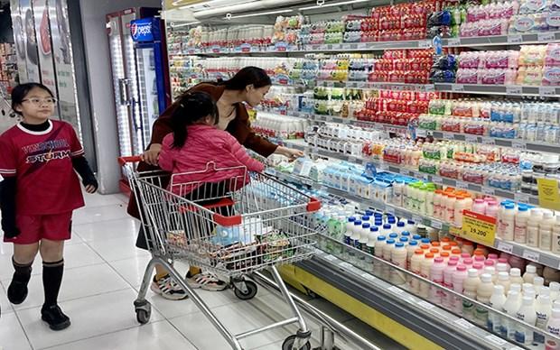 Mercado minorista de Vietnam: Intensa competencia, grandes oportunidades hinh anh 1