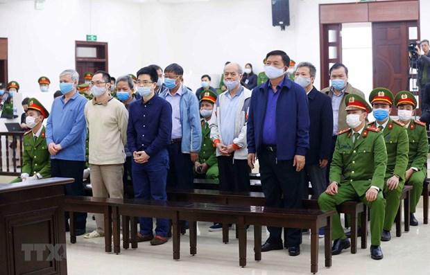 Proponen penas de prision a acusados en caso de corrupcion en planta de etanol hinh anh 1