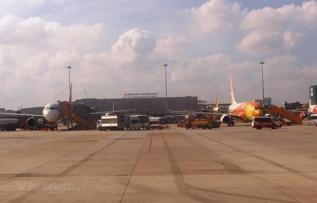 Construiran proximamente nueva terminal de aeropuerto Tan Son Nhat hinh anh 1