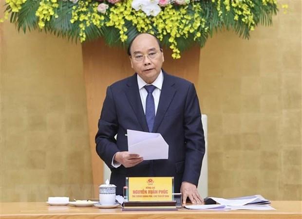 Premier alaba avances en desarrollo del gobierno electronico en Vietnam hinh anh 1