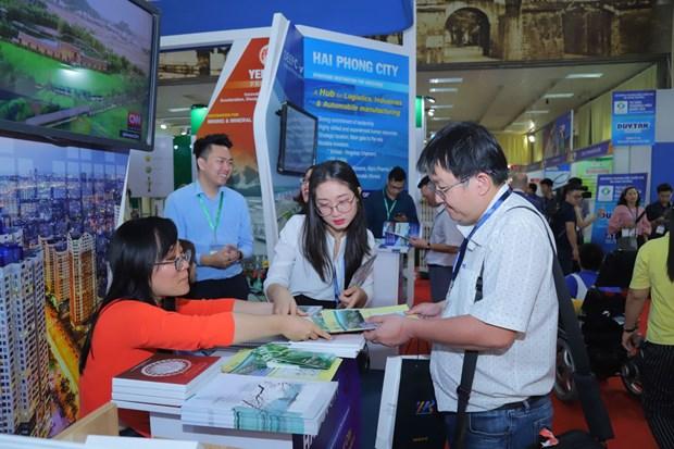 Feria Internacional de Comercio de Vietnam se efectuara en abril hinh anh 1