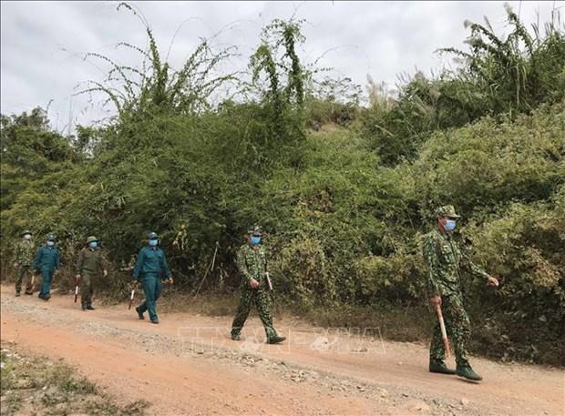 Vietnam colabora con otros paises en fortalecimiento de lucha contra migracion ilegal hinh anh 1
