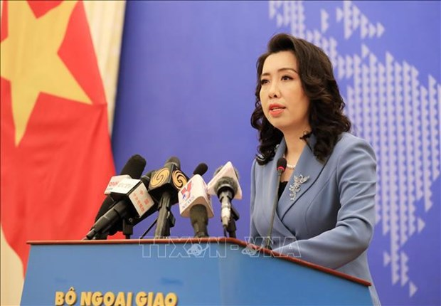 Vietnam aclara postura sobre asuntos internacionales hinh anh 1