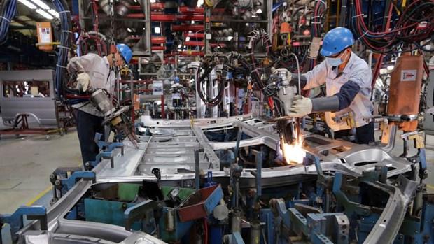 Economia vietnamita crecera 6,5 por ciento en la proxima decada, segun Fitch Solutions hinh anh 1