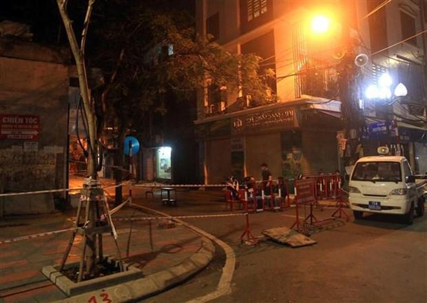 Ciudad vietnamita de Hai Phong comienza vacunacion contra el COVID-19 hinh anh 2