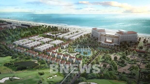 Grupo vietnamita FLC planea desarrollar cerca de 20 proyectos en 2021 hinh anh 1