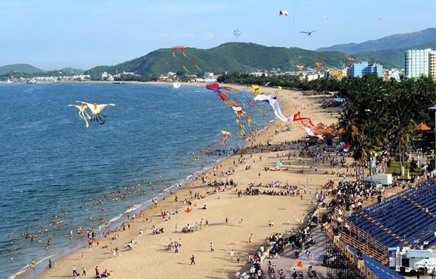 Provincia vietnamita de Khanh Hoa plantea atraer a cinco millones de turistas en 2021 hinh anh 1