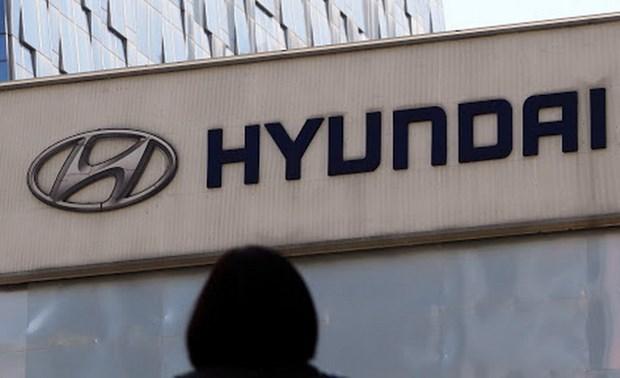 Venta de automoviles de Hyundai Vietnam se reduce a la mitad hinh anh 1