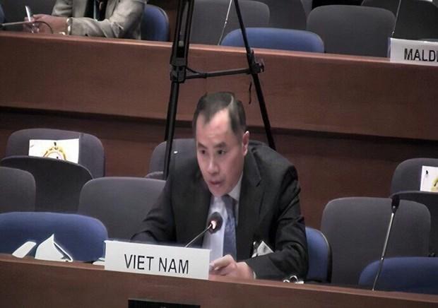 Vietnam propone soluciones para aliviar impacto del COVID-19 en migrantes hinh anh 1