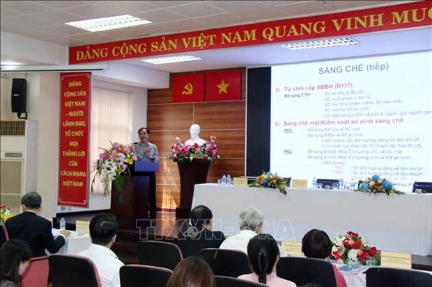 Vietnam convierte propiedad intelectual en motor impulsor de la innovacion hinh anh 2