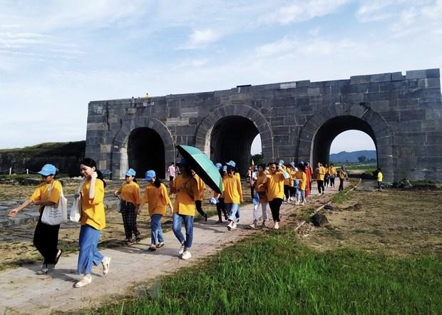 Descubrir ciudadela patrimonial en Vietnam con grandes descuentos hinh anh 1