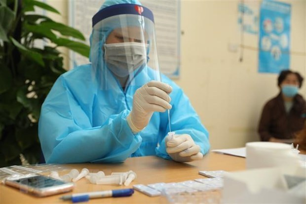 Vietnam registra 15 nuevos casos de COVID-19 hinh anh 1