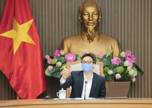 Vietnam realiza esfuerzos para garantizar la seguridad de vacunacion contra COVID-19 hinh anh 1