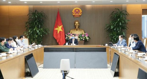 Vietnam realiza esfuerzos para garantizar la seguridad de vacunacion contra COVID-19 hinh anh 2