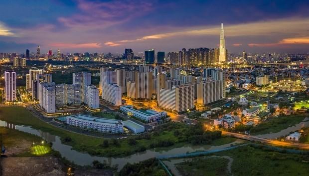 Ciudad Ho Chi Minh y empresa surcoreana cooperan en construccion de urbe inteligente hinh anh 2