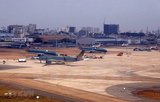 Construiran terminal T3 de aeropuerto Tan Son Nhat en octubre venidero hinh anh 1