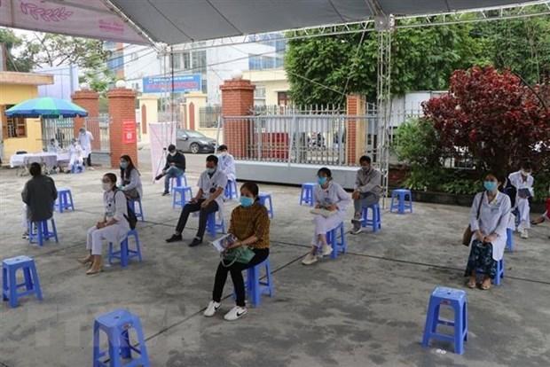 Vietnam registra tres casos nuevos del COVID-19 hinh anh 1
