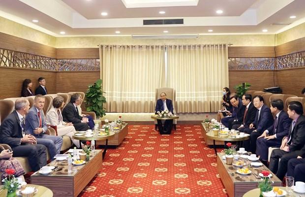 Vietnam concede importancia a cooperacion en adaptacion al cambio climatico en delta del Mekong hinh anh 1