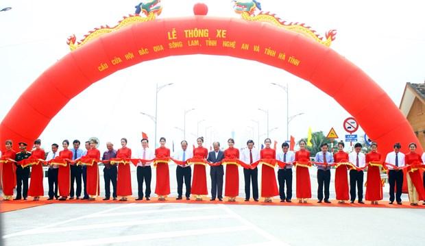 Exigen a provincia de Nghe An impulsar avance economico hinh anh 3