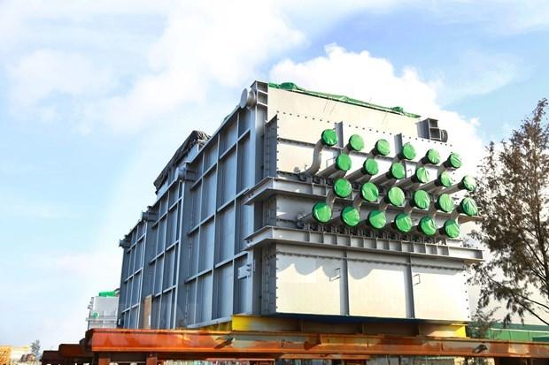 Empresa vietnamita Doosan Vina entrega mas de dos mil toneladas de productos a socios japones y tailandes hinh anh 1