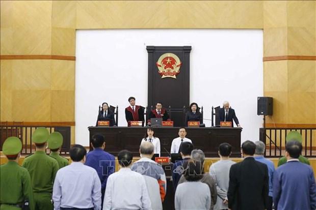 Sentencian a prision a exdirigente vietnamita por caso de corrupcion hinh anh 2