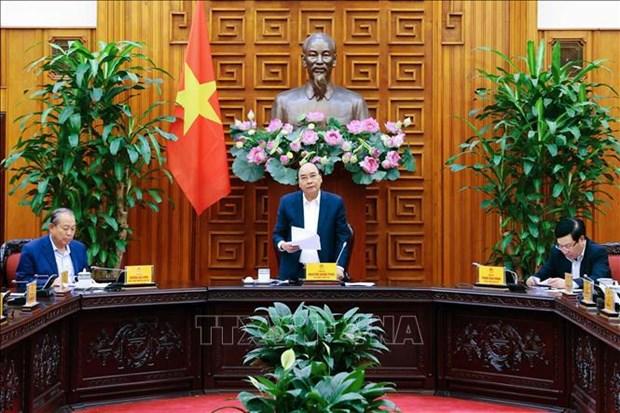 Debate gobierno de Vietnam mudanza de puertos en rio Sai Gon hinh anh 1