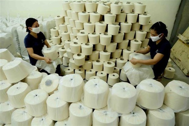 Amplian en Vietnam investigacion antidumping sobre hilos de filamentos de poliester hinh anh 1