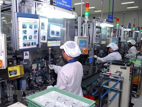 Vietnam por acelerar el desarrollo de las industrias auxiliares hinh anh 2