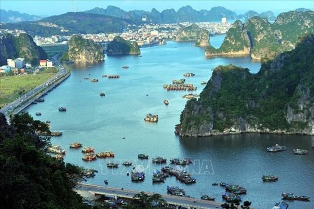 Registra provincia vietnamita de Quang Ninh aumento notable de visitantes hinh anh 1