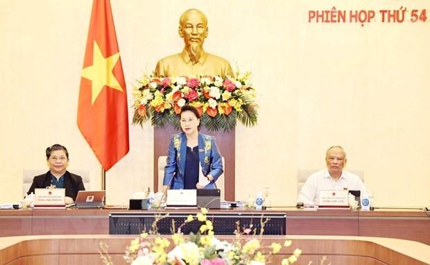 Asamblea Nacional hace contribucion importante al exito general de Vietnam hinh anh 1