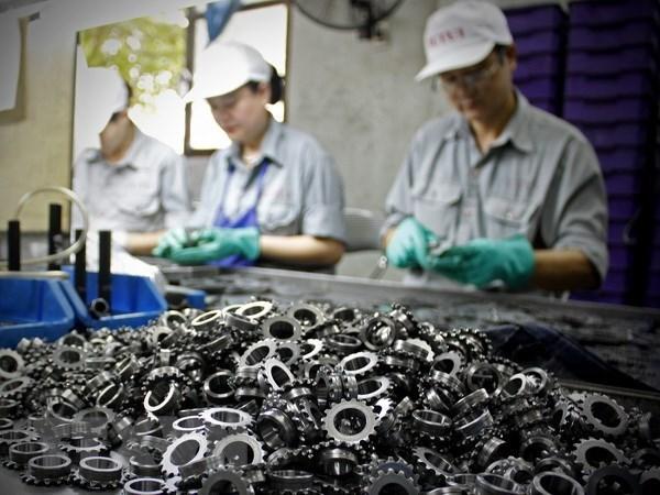 Vietnam por acelerar el desarrollo de las industrias auxiliares hinh anh 1