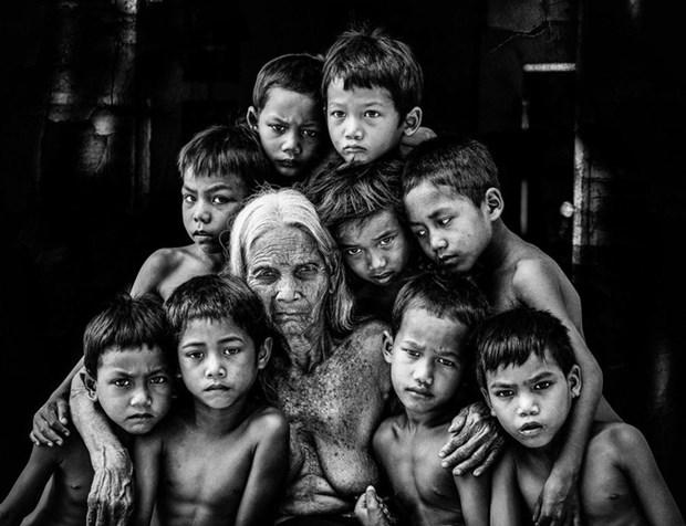 Fotografo vietnamita gana dos medallas de oro en concurso internacional hinh anh 1