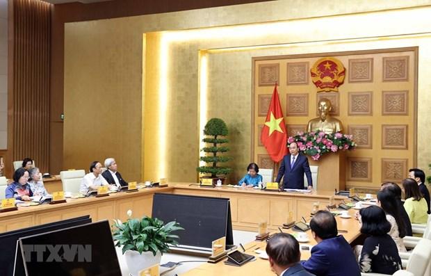 Resaltan desempeno del Fondo de becas Vu A Dinh de Vietnam hinh anh 1