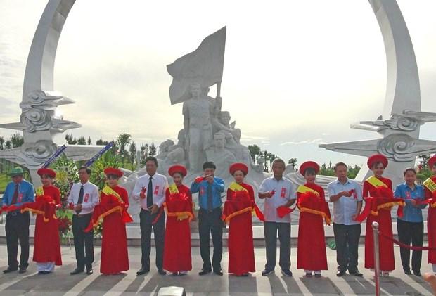 ¡Isla vietnamita de Gac Ma sagrada! hinh anh 2