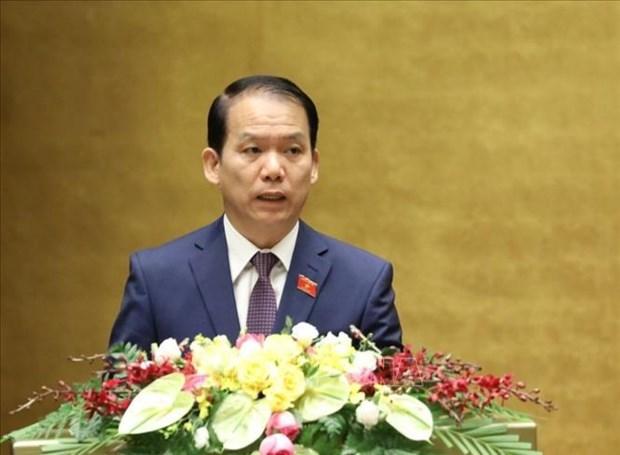 Efectuan sesion plenaria 54 de Comision de Asuntos Juridicos del Parlamento vietnamita hinh anh 1