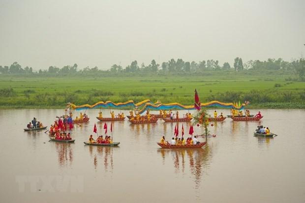 Provincia vietnamita de Ninh Binh suspende ceremonia inaugural de festival Hoa Lu 2021 hinh anh 1