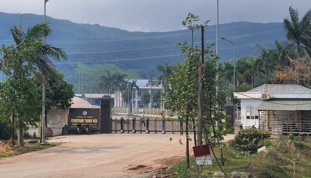 Sancionan a empresa extranjera por infringir normas ambientales en provincia vietnamita hinh anh 1