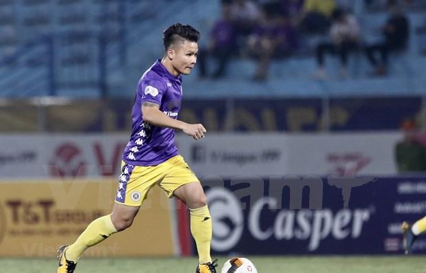 Futbolista vietnamita nominado entre los mejores centrocampistas de la Copa AFC hinh anh 1